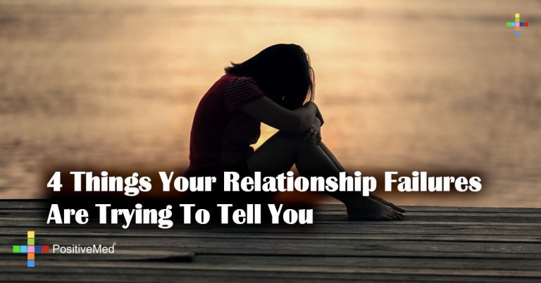 4 Things Your Relationship Failures Are Trying To Tell You