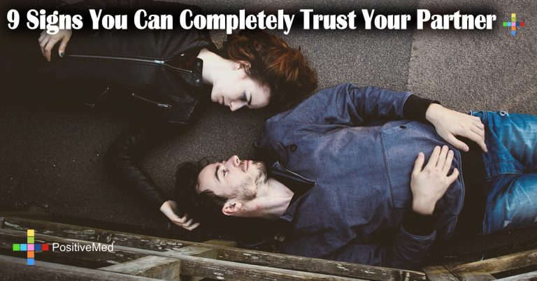 9 Signs You Can Completely Trust Your Partner