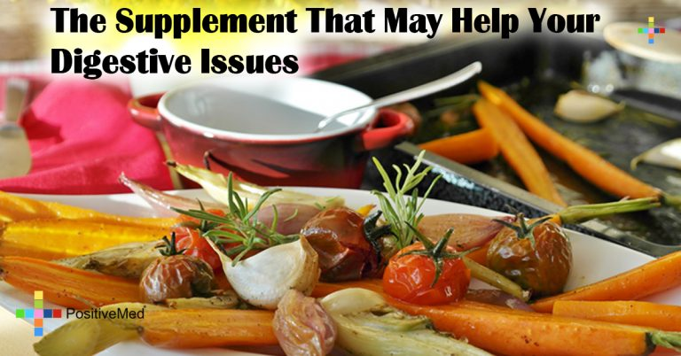 The Supplement That May Help Your Digestive Issues