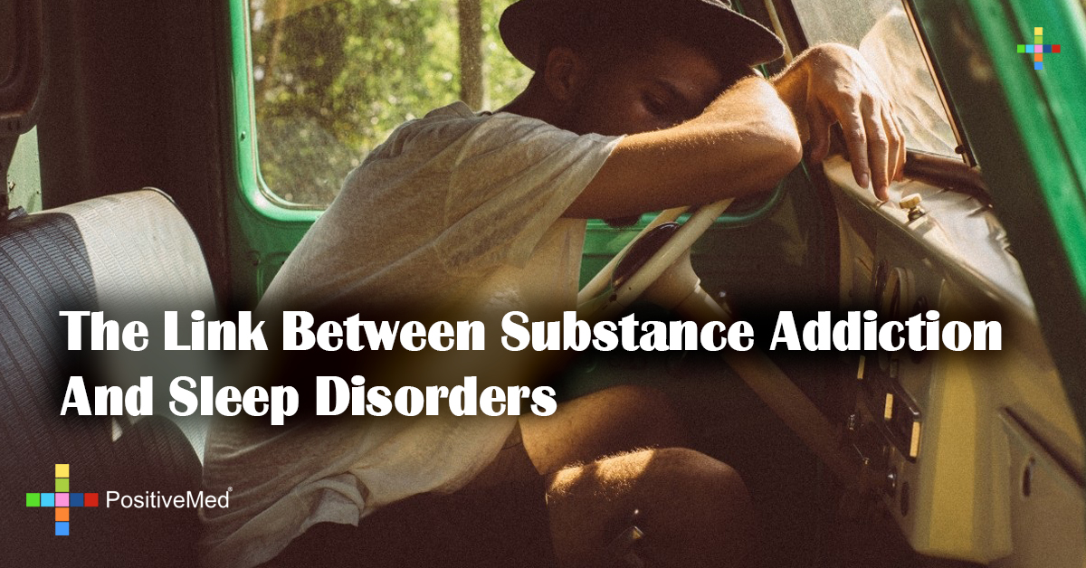 The Link Between Substance Addiction And Sleep Disorders