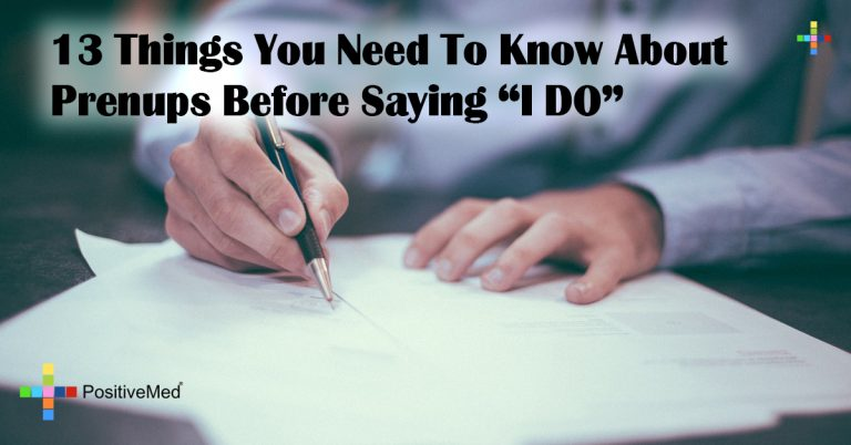 """13 Things You Need To Know About Prenups Before Saying """"I DO"""""""