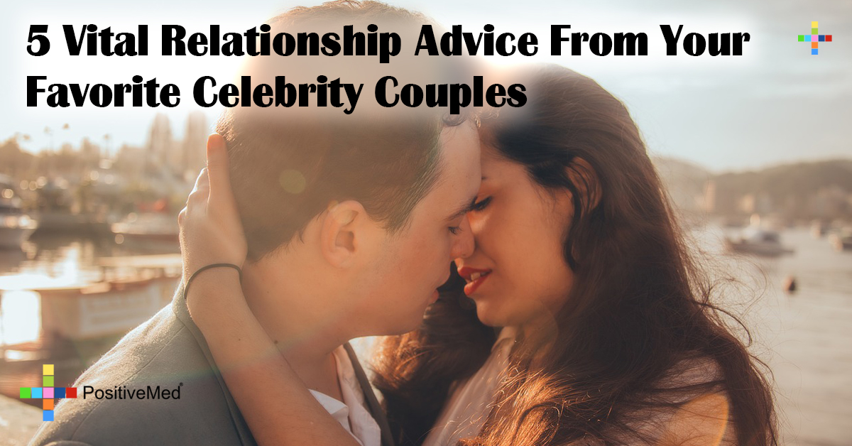 5 Vital Relationship Advice From Your Favorite Celebrity Couples