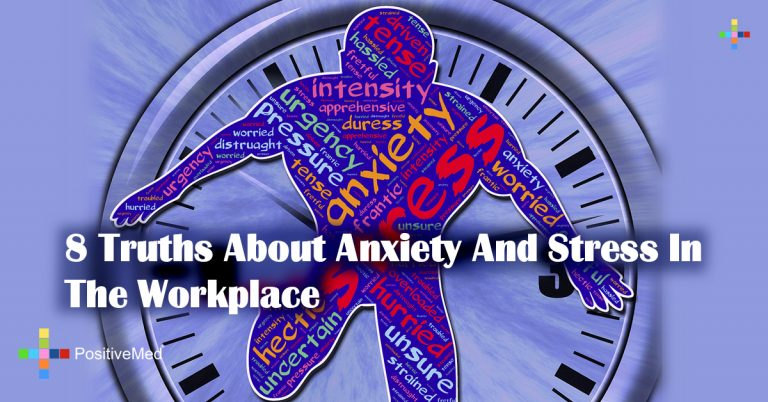 8 Truths About Anxiety And Stress In The Workplace