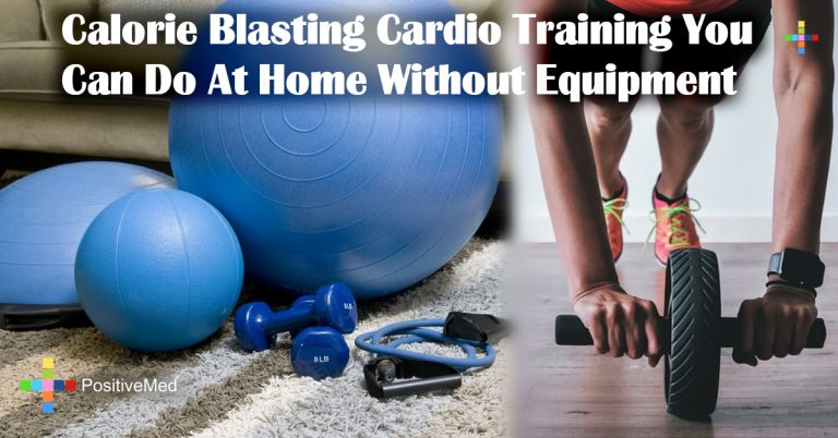 Calorie Blasting Cardio Training You Can Do At Home Without Equipment