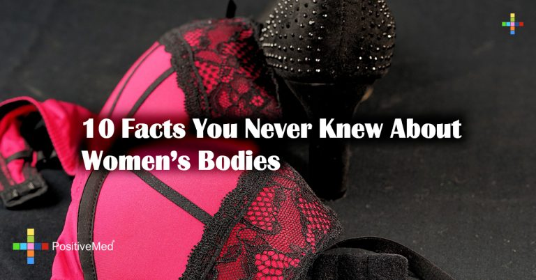 10 Facts You Never Knew About Women's Bodies