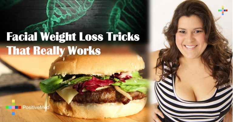 Facial Weight Loss Tricks That Really Works