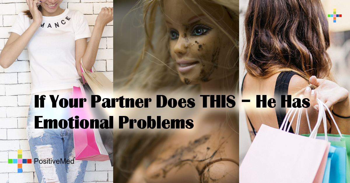 If Your Partner Does THIS - He Has Emotional Problems