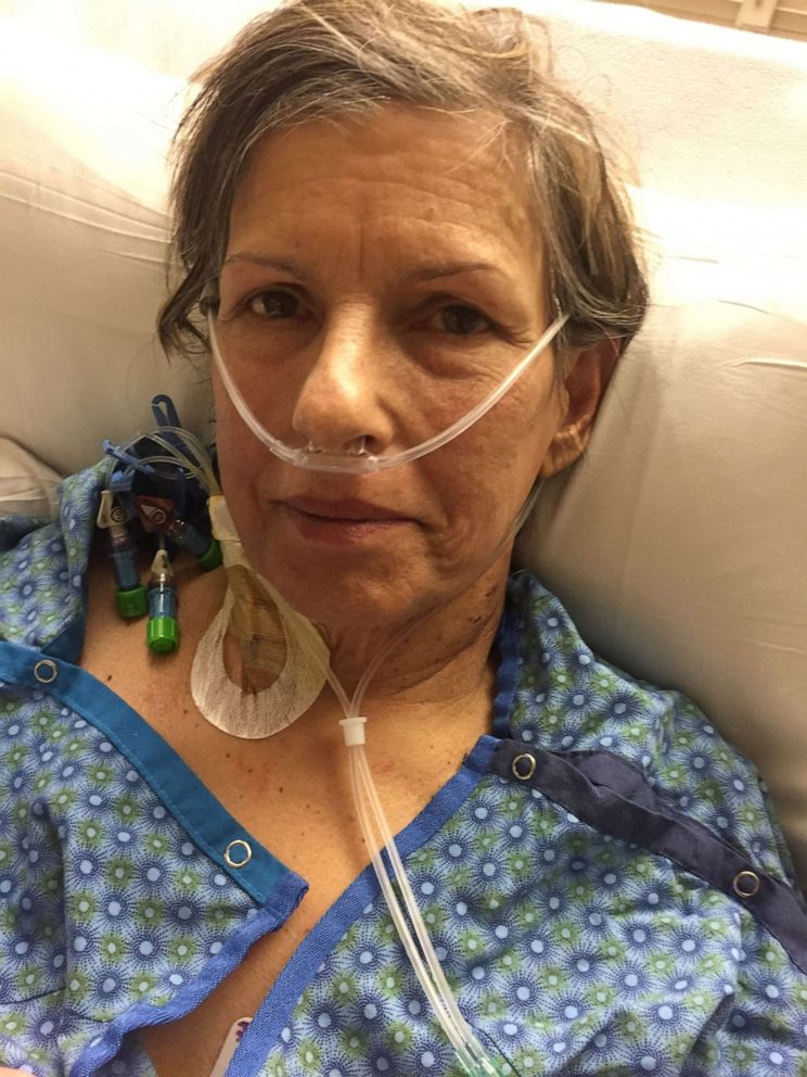 She Was Dying of Liver Cancer But a Hepatitis C-infected Organ Saved Her Life