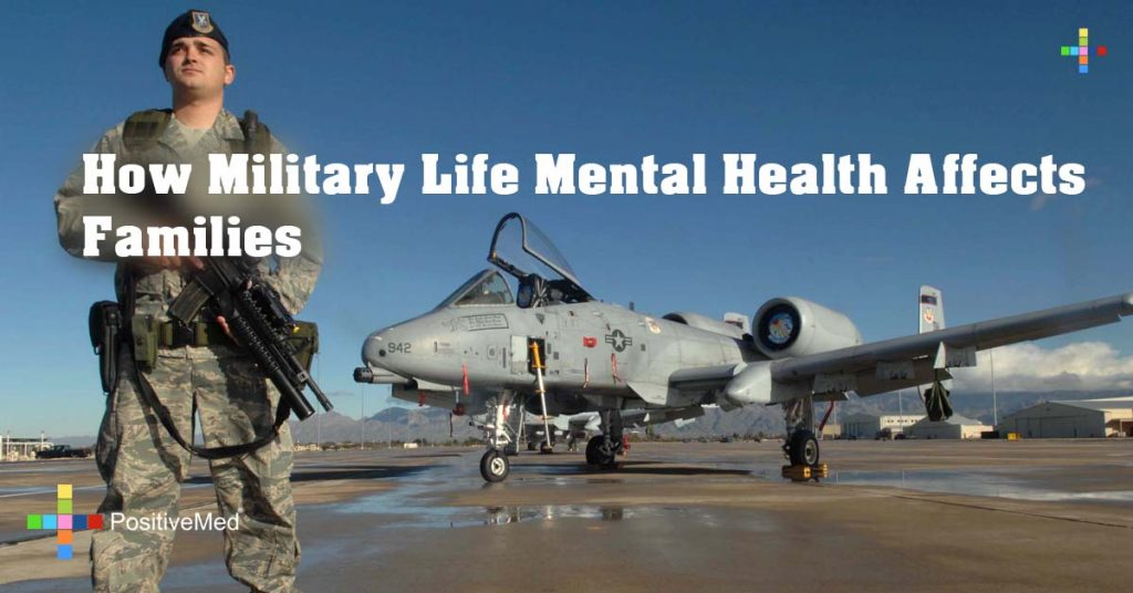 How Military Life Mental Health Affects Families