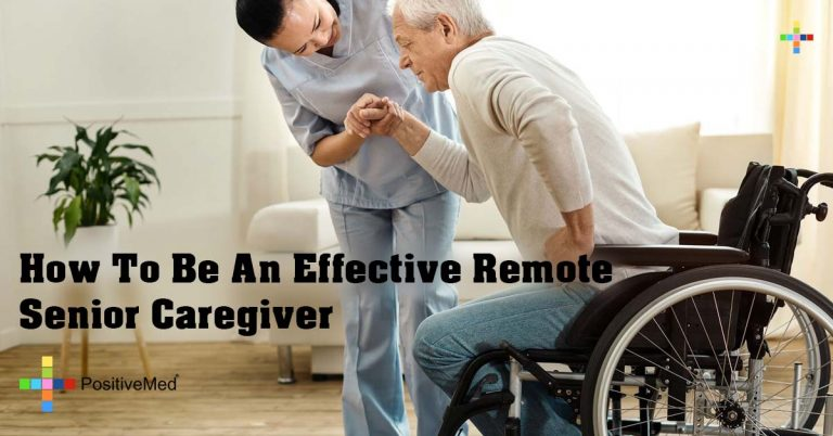 How To Be An Effective Remote Senior Caregiver