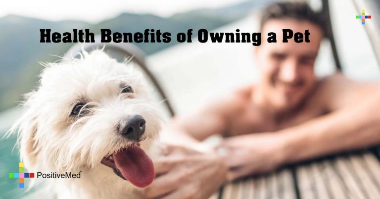 Health Benefits of Owning a Pet