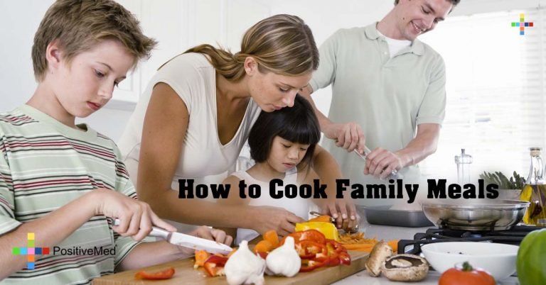 How to Cook Family Meals