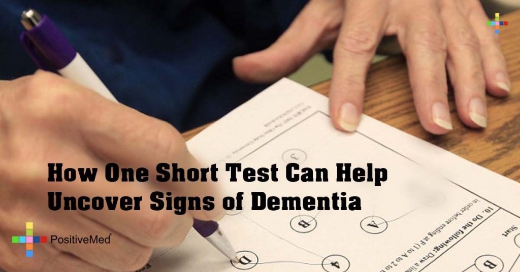 How One Short Test Can Help Uncover Signs of Dementia