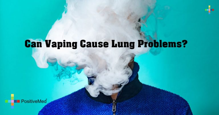 Can Vaping Cause Lung Problems?
