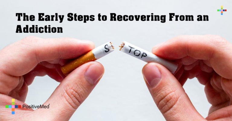The Early Steps to Recovering From an Addiction