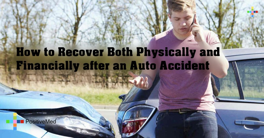 How to Recover Both Physically and Financially after an Auto Accident