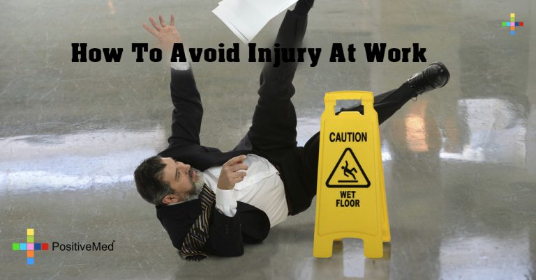 How To Avoid Injury At Work
