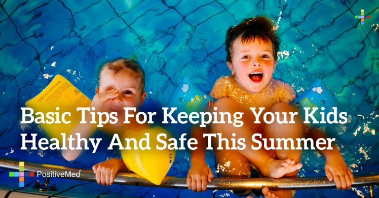 Basic Tips For Keeping Your Kids Healthy And Safe This Summer
