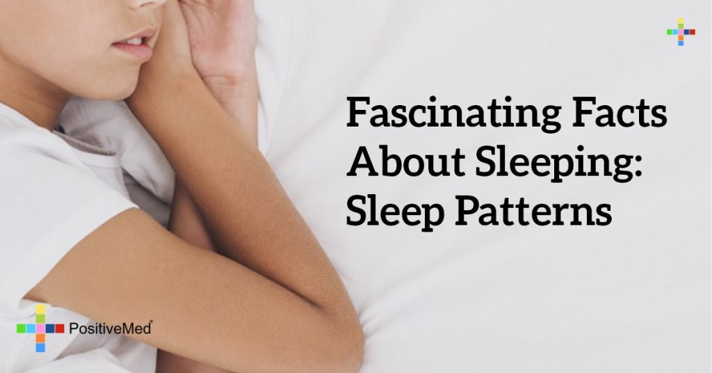 Fascinating Facts about Sleeping: Sleep Patterns