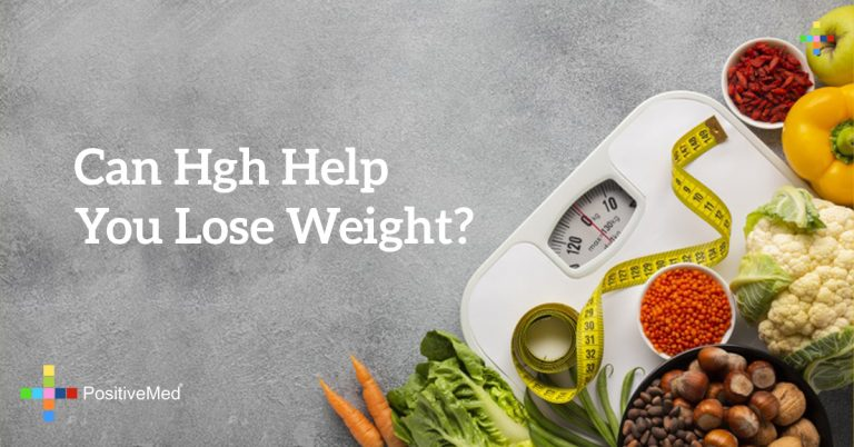Can HGH Help You Lose Weight?