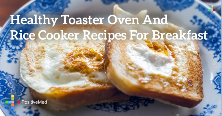 Healthy Toaster Oven and Rice Cooker Recipes for Breakfast