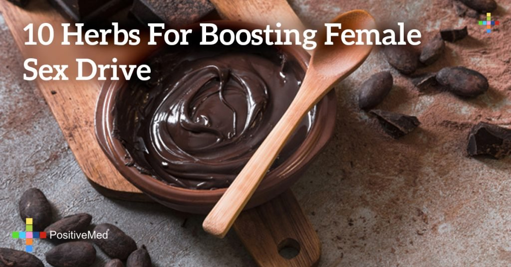 10 Herbs for Boosting Female Sex Drive