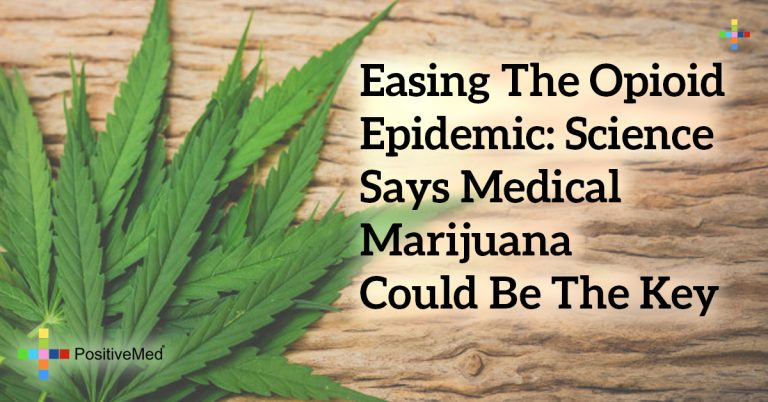 Easing the Opioid Epidemic: Science Says Medical Marijuana Could Be the Key