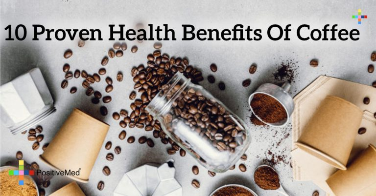 10 Proven Health Benefits of Coffee