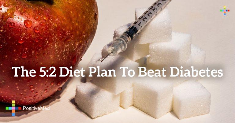 The 5:2 Diet Plan to Beat Diabetes