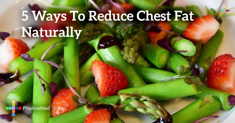 5 Ways to Reduce Chest Fat Naturally