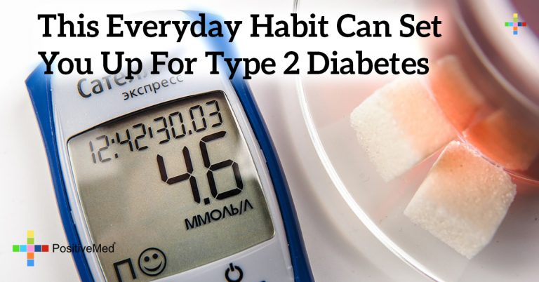 This Everyday Habit Can Set You Up for Type 2 Diabetes