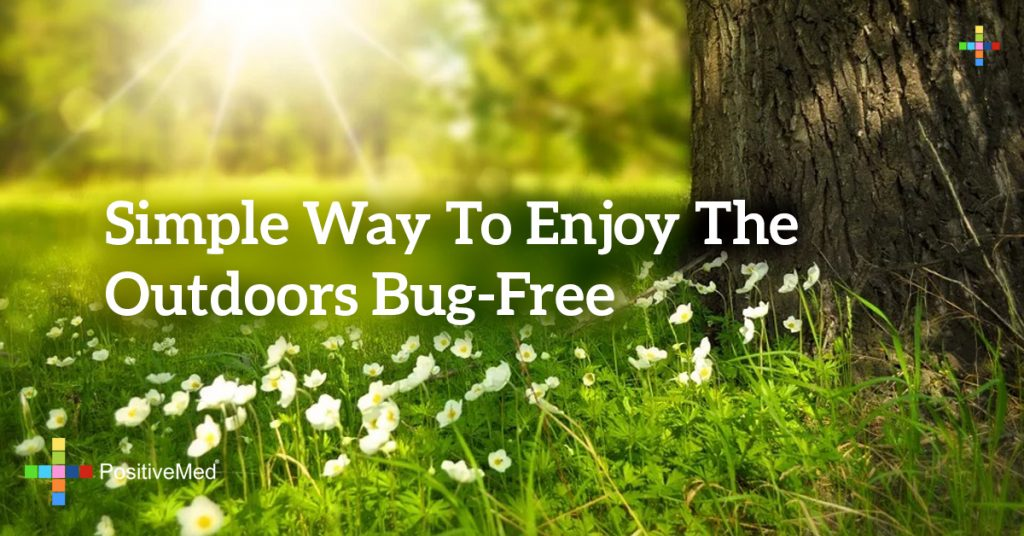 Simple Way to Enjoy the Outdoors Bug-Free