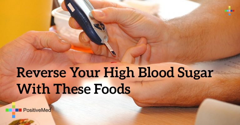 Reverse Your High Blood Sugar With These Foods