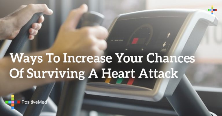 Ways to Increase Your Chances Of Surviving a Heart Attack