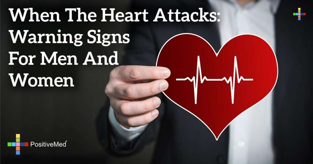 When the Heart Attacks: Warning Signs for Men and Women