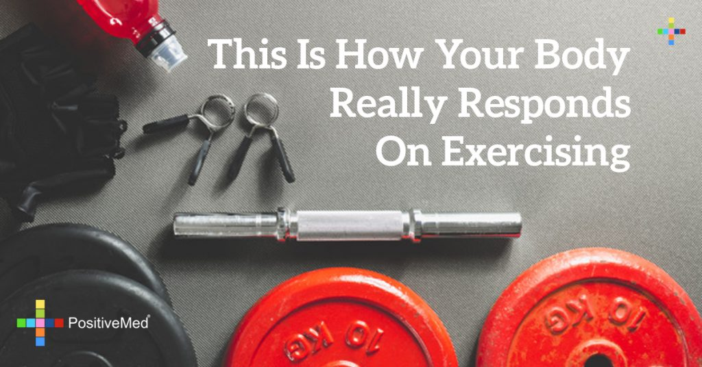 This is How Your Body Really Responds on Exercising