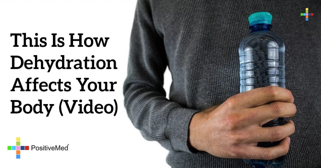 This Is How Dehydration Affects Your Body (Video)