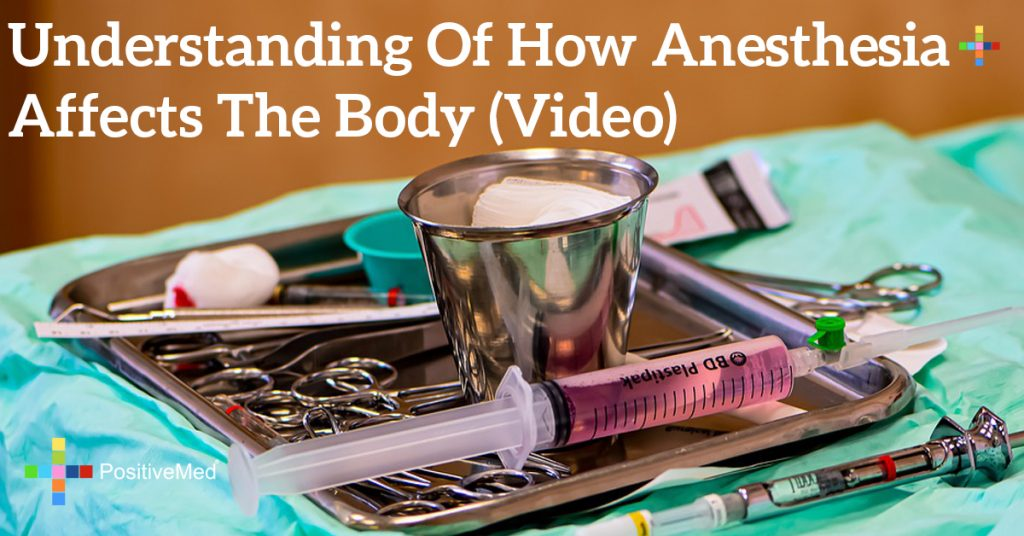 Understanding of How Anesthesia Affects the Body (Video)