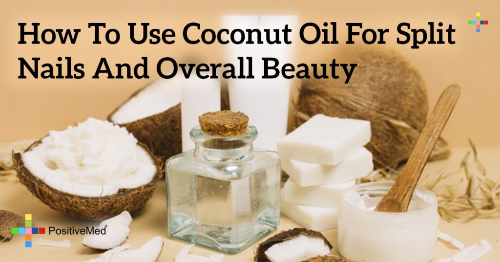 How to Use Coconut Oil For Split Nails and Overall Beauty