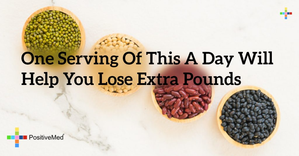One Serving of THIS a Day Will Help You Lose Extra Pounds