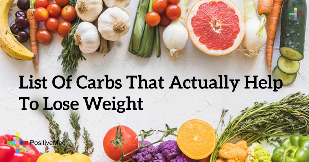 List of Carbs That Actually HELP to Lose Weight