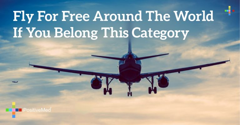 Fly for Free Around the World if You Belong THIS Category