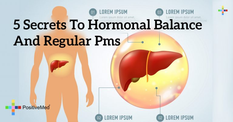 5 Secrets to Hormonal Balance and Regular PMS