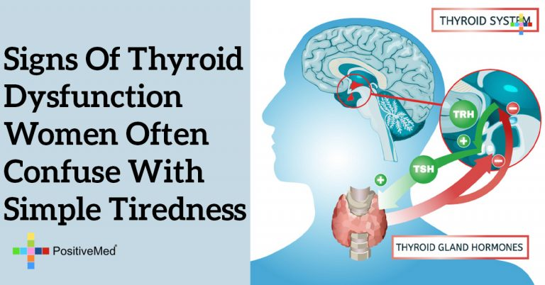 Signs of Thyroid Dysfunction Women Often Confuse With Simple Tiredness
