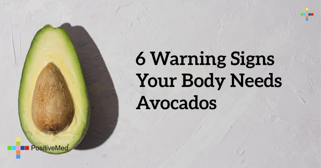 6 Warning Signs Your Body Needs Avocados