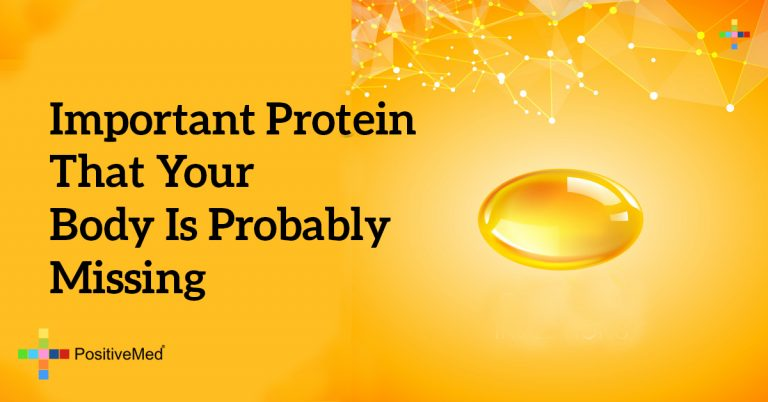 Important Protein That Your Body Is Probably Missing