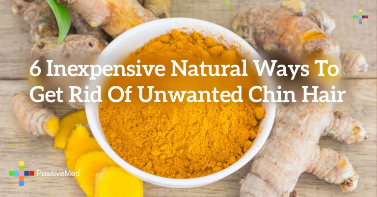 6 Inexpensive Natural Ways to Get Rid of Unwanted Chin Hair