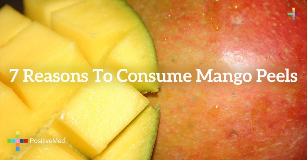 7 Reasons to Consume Mango Peels