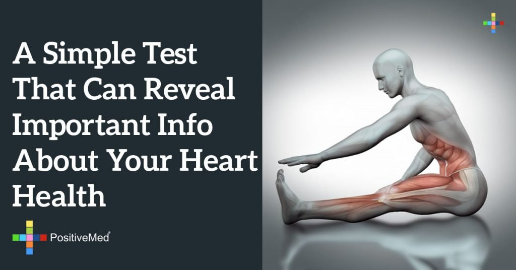 A Simple Test That Can Reveal Important Info About Your Heart Health