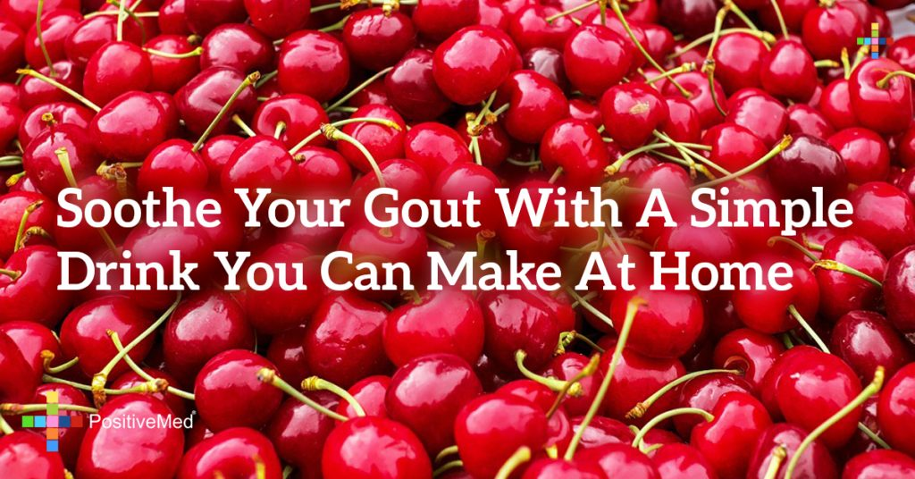 Soothe Your Gout With a Simple Drink You Can Make at Home